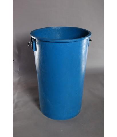 ถังน้ำไม่มีฝา GN-52 200 Lt สีฟ้า