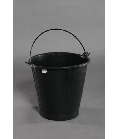 ถังปูน 22 B สีดำ VCP