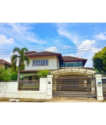 (บ้านเช่าไปแล้ว)บ้านเช่าสุขุมวิท103 / บ้านเดี่ยวให้เช่าอุดมสุข บ้านหลังใหญ่ๆ กว้างขวาง 5 ห้องนอน