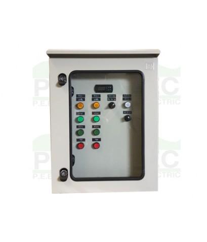 [F2200] CONTROL PANEL TP12U23A9  ตู้ควบคุม TRANSFER PUMP ราคา 34670.40 บาท