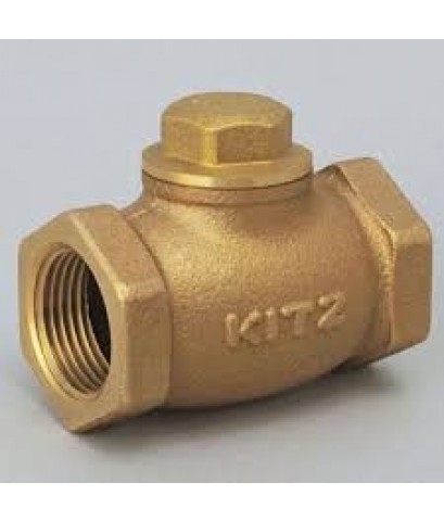 KITZ Bronze 150 Threaded F