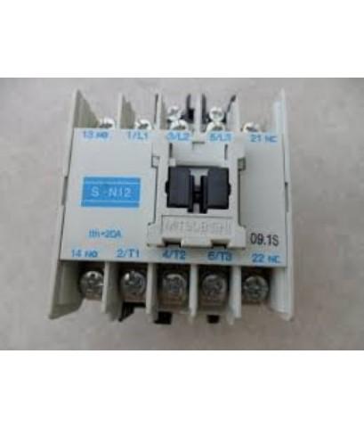 MITSUBISHI S-N12 220VAC ราคา 539 บาท