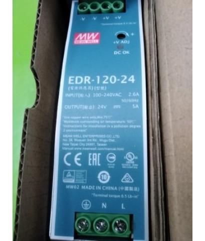 MEAN WELL EDR-120-24 ราคา 840 บาท