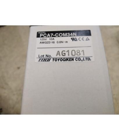 TOYOGIKEN PCA7-COM34N ราคา 4140 บาท