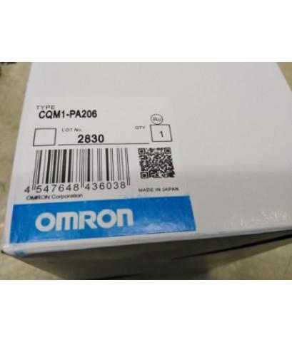 OMRON CQM1-PA206 ราคา 2700 บาท