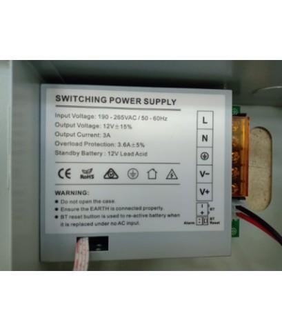 SWITCHING POWER SUPPLT 120-01B ราคา 2500 บาท
