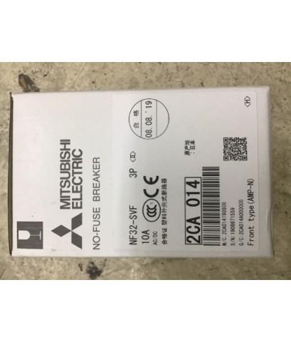 MITSUBISHI NF32-SVF 3P 10A ราคา 850 บาท