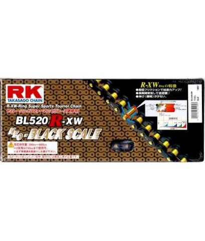 โซ่ RK รุ่น XW-ring สำหรับรถขนาด 800ccขึ้นไป