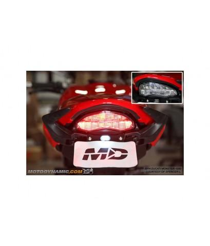 ไฟท้าย พร้อมไฟเลี้ยว  Motodynamic สำหรับ Monster 821
