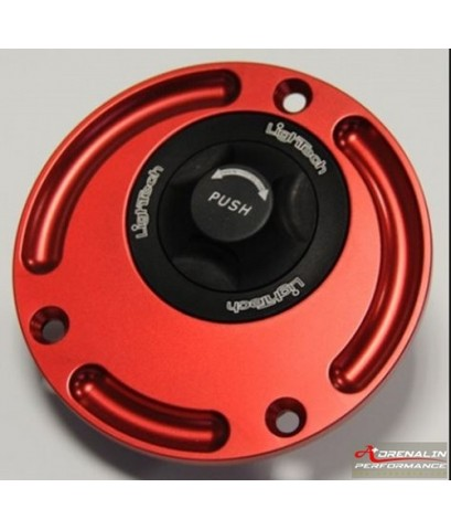 Lightech  ฝาถังน้ำมัน (Gas cap) สำหรับ Z1000/Z1000sx 2010+