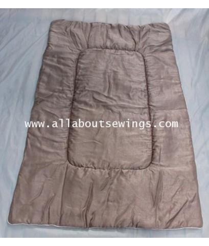 หมอนผ้าห่ม ผ้าสักหลาด-โพลี (ฺBlanket Pillow)