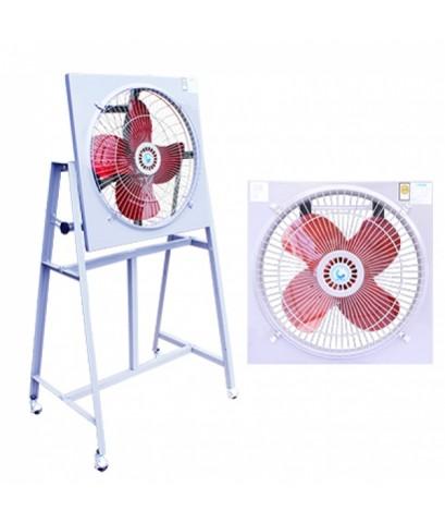 พัดลมอุตสาหกรรมใบแดง Model IF ยี่ห้อ venz ขนาด 12-16-18-20-24นิ้ว