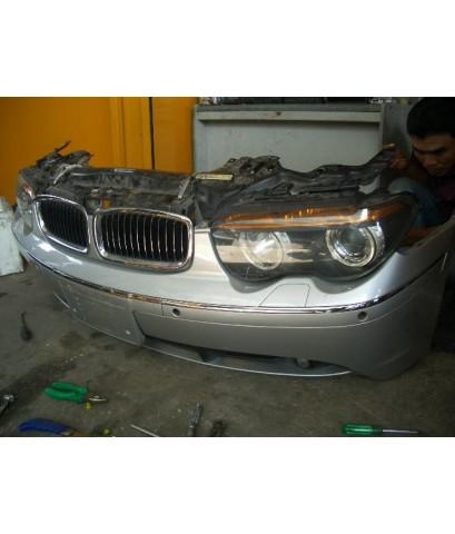 แผงหน้าตัด   BMW   E-66  ซีรี่ 7