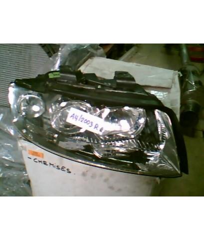 ไฟหน้า ขวา AUDI  ออดี้ A 4  2003
