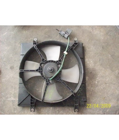 พัดลมหม้อน้ำ ฮอนด้า ซีอาวี  HONDA CRV