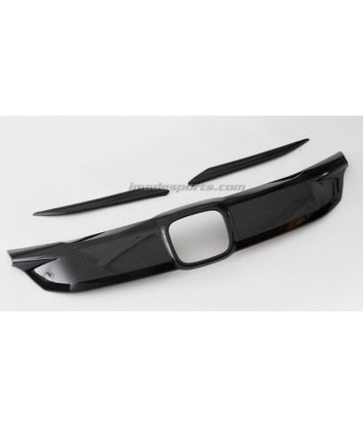 ชุดกระจังหน้า HRV Black Edition (Piano/Carbon Kevlar)