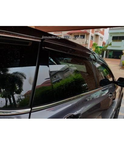 เสาประตู Black Piano CRV G5