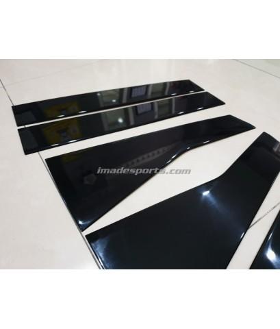 เสาประตู Black Piano CRV G4