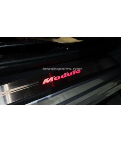 กาบบันได MODULO Red LED แท้