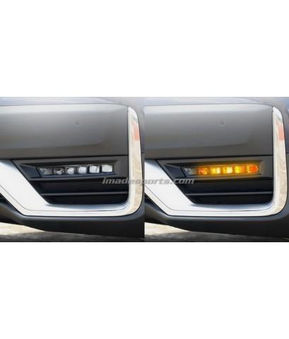 ไฟตัดหมอก CRV G5 MN แบบ 3 functions LED