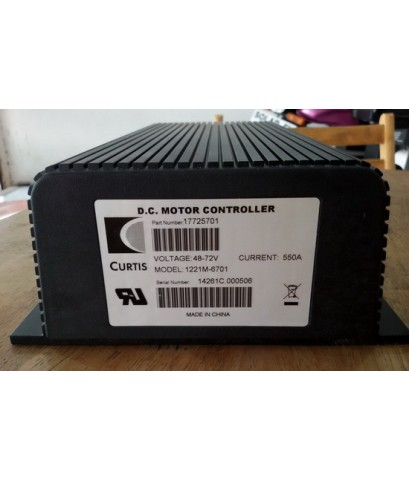 Curtis 1221M-6701 72V 550A DC Motor Controller