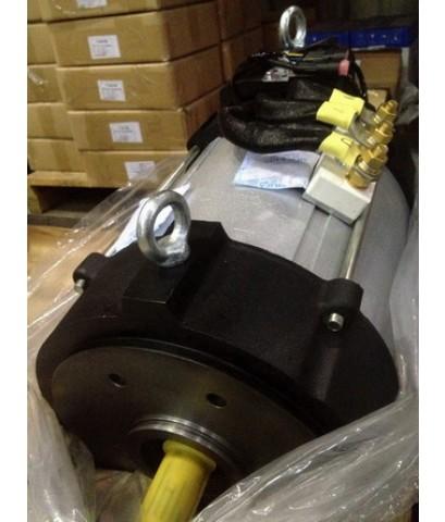 KDS AC Motor 48V - 72V / 5 KW.- 12 KW 3000 rpm.- 5000 rpm.