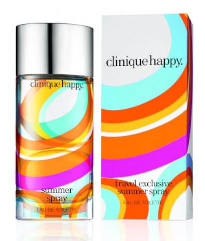 น้ำหอม Clinique Happy Travel Exclusive Summer Spray EDT 100 ml.