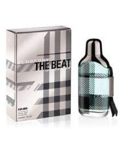 BURBERRY THE BEAT FOR MEN eau de parfum natural spray vaporsateur 75ml.