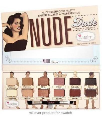 The Balm Nude\'tude Eyeshadow Palette แพคเกจใหม่