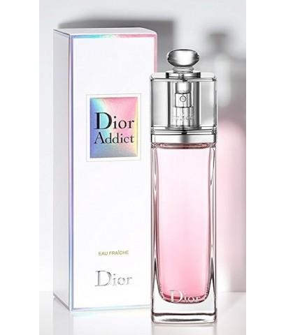 น้ำหอม Dior Addict Eau Fraiche (2014)  100ml. ขวดชมพูสดใส