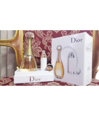 น้ำหอม Christian Dior J\'adore EDP  100 ml.  แถมรีฟิวพกพาสวยๆ งานเหมือนยุโรป