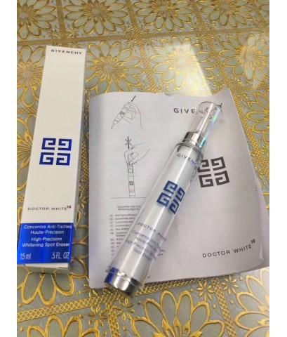 GIVENCHY Doctor White 10 High-Precision Whitening Spot Eraser 15ml.เซรั่มเพื่อความกระจ่างใส
