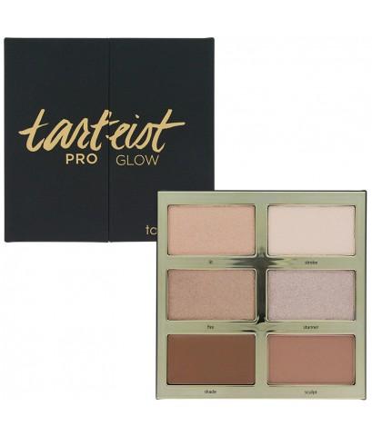 Tarte Tarteist PRO Glow Highlight  Contour Palette พาเลทไฮไลท์และคอนทัวร์เนื้อฝุ่นและเนื้อครีม