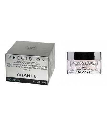 Chanel Precision Ultra Correction Restructuring Anti-Wrinkle Firming Cream SPF10 50g.