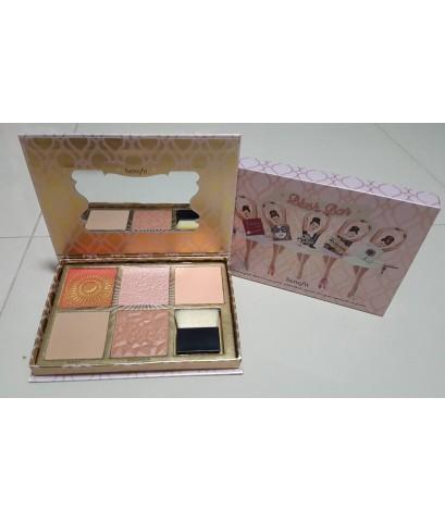 Benefit Blush Bar limited-edition blush and bronzer palette. ภาพโชว์ถ่ายจริงจากสินค้าที่จำหน่ายค่ะ