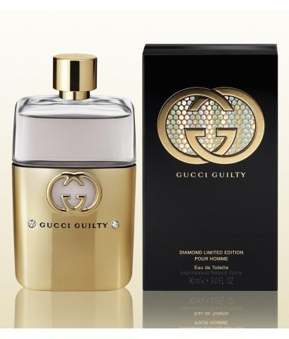 น้ำหอม Gucci Guilty Pour Homme Diamond Gucci for men 90ml.