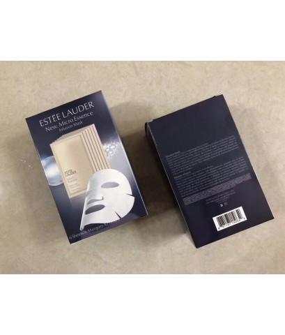 มาส์กทิชชู่ ESTEE LAUDER Micro Essence Infusion Mask Box Set 6pcs×2 กล่องลายใหม่ (แพค 2 กล่อง)