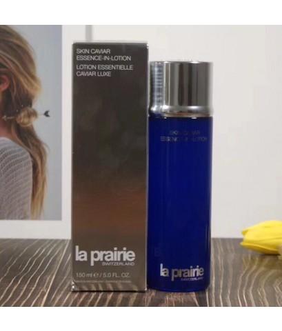 La prairie skin caviar essence in lotion ขนาด 150 มล. งานมิลเลอร์งานจริงตามภาพถ่ายค่ะ