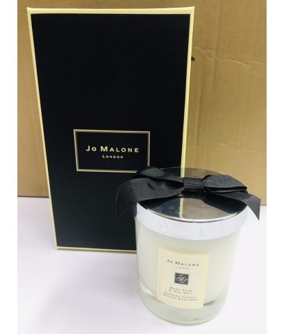 JO MALONE LONDON Wood Sage  Sea Salt  Home Candle 200G. เทียนหอมในโหลแก้วสวยเรียบหรู (มีถุงแถม)