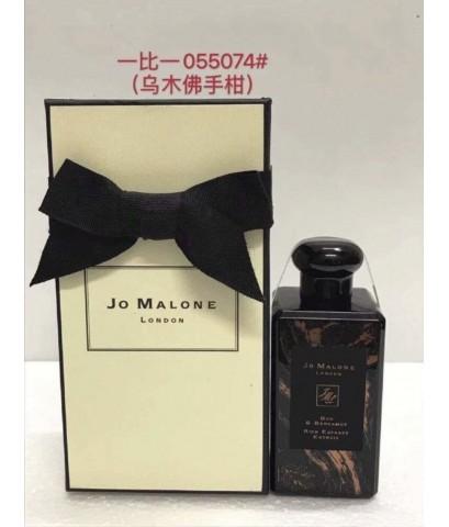 JO MALONE LONDON Oud  Bergamot Cologne  100ml. งานพร้อมกล่อง ขวดดำลายทอง