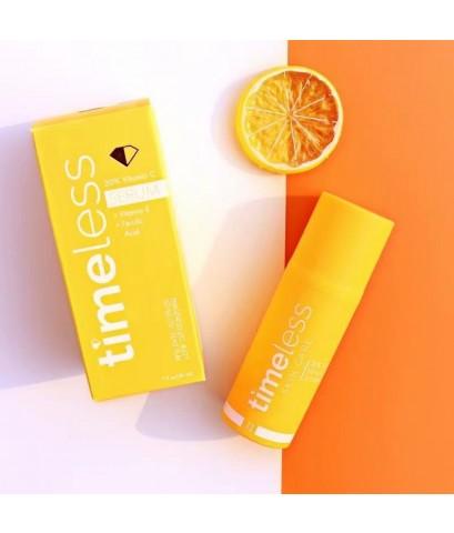 Timeless Skin Care 20 Vitamin C Plus E Ferulic Acid Serum 30ml.