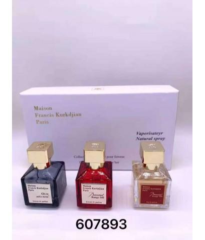 MFK Maison Francis Kurkdjian Perfume Collection น้ำหอมเทสเตอร์หัวสเปรย์ 30ml.*3 ชิ้น