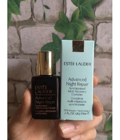 Estee Lauder Advanced Night Repair Concentrate 15 ml.ขนาดทดลอง แบบฝาหมุน