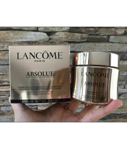 LANCÔME มอยซเจอไรเซอร์ Absolue Rich Cream ขนาด 60 มล.รูปโชว์ถ่ายจากสินค้าจริงที่จำหน่าย