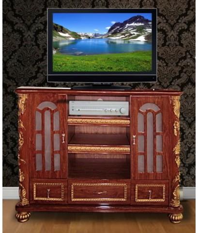 ตู้วางทีวีสวยหรู ราคาเบาๆ รุ่น Period ขนาด 121 ซม.