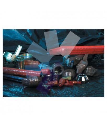 Avon.Purple Health  Safety Sleeving - 40-80mm x 50m Reel