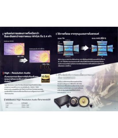 KENWOOD DDX9019s หน้าจอcapacitive7นิ้ว HD รองรับapple carplay android auto เสียงระดับ Hi res