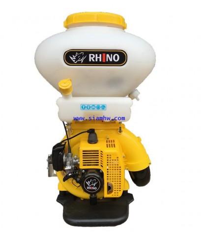 เครื่องพ่นปุ๋ย-ข้าว-ยาเม็ดสะพายหลัง RHINO 3WF-26L (คุณภาพสูง)