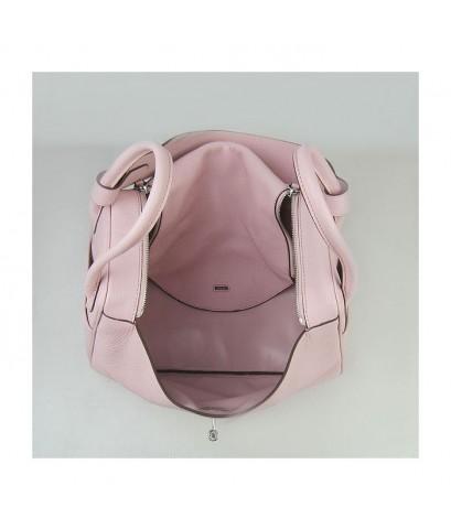 Hermes Lindy Handbag ชมพูอ่อน