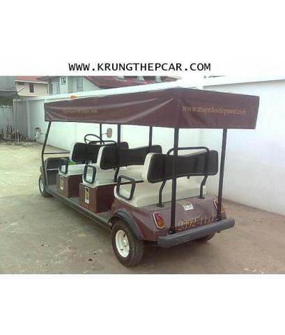 .ขาย รถกอล์ไฟฟ้า 9ที่นั่ง ขาย รถโดยสารไฟฟ้า 9ที่นั่ง $A01-T5ST-P6PT